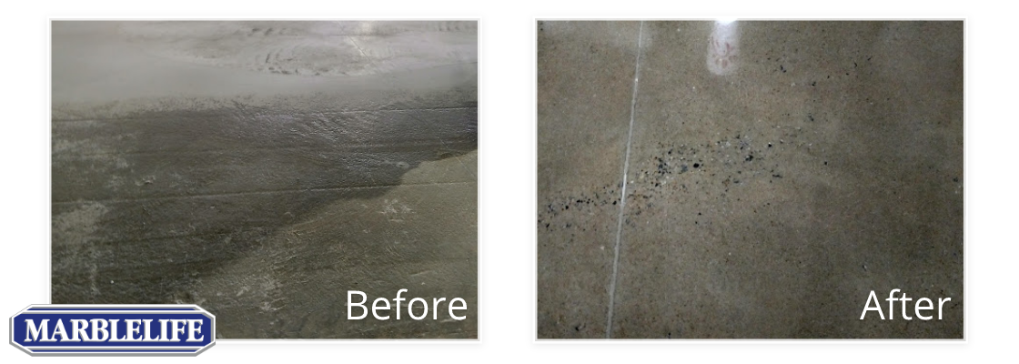 Concrete Before & After - 0