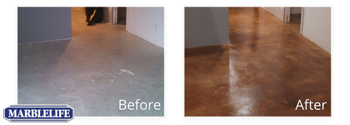 Concrete Before & After - 3