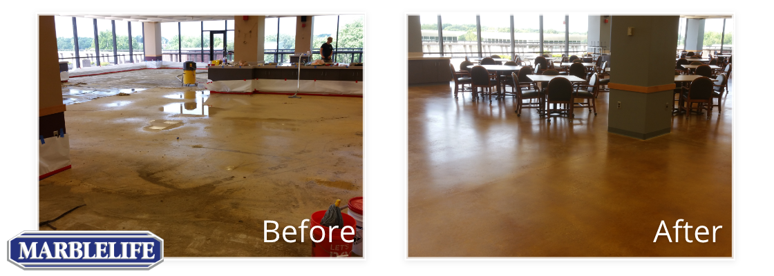 Concrete Before & After - 4