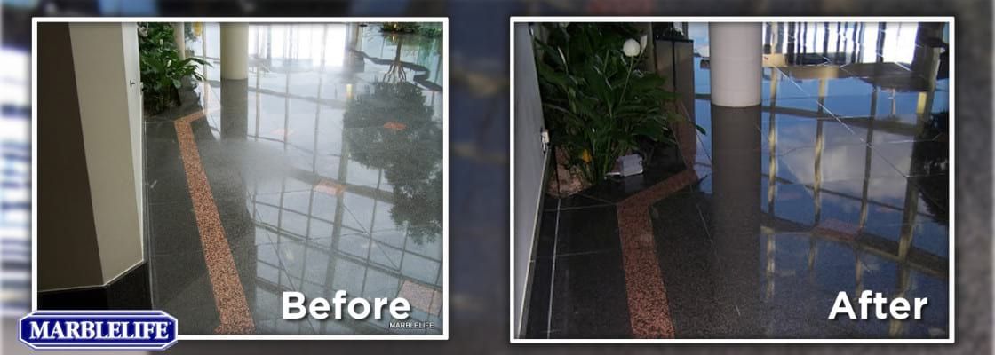 Granite Before & After - 0
