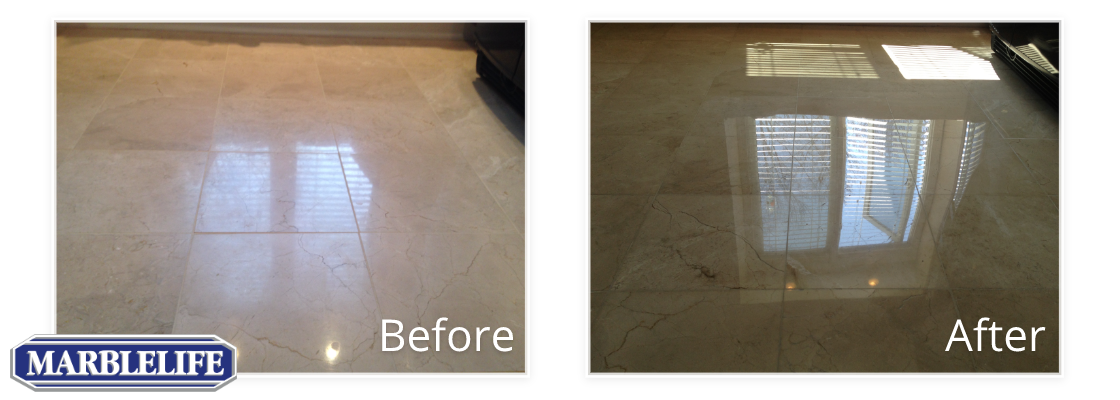 Marble Before & After - 10