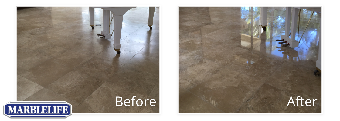 MARBLELIFE Of Marble Stone Restoration Services - Daltile dayton ohio