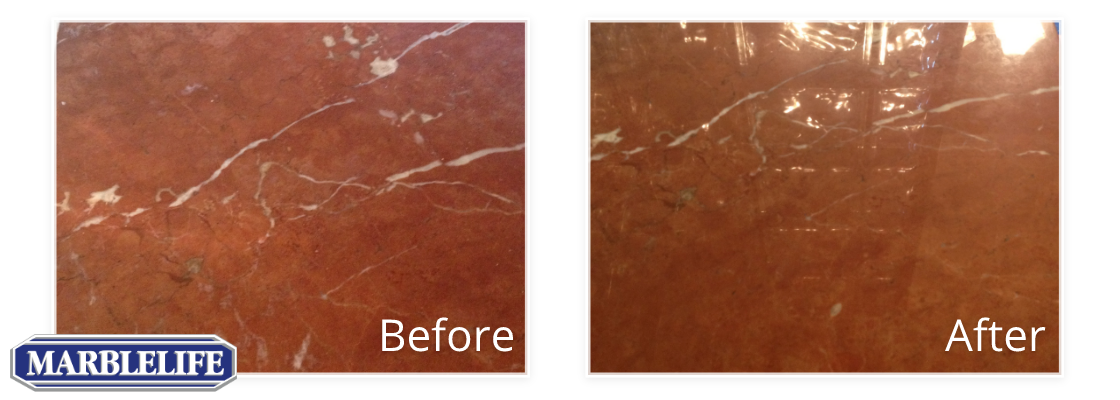 Marble Before & After - 14