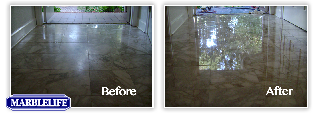 Marble Before & After - 3