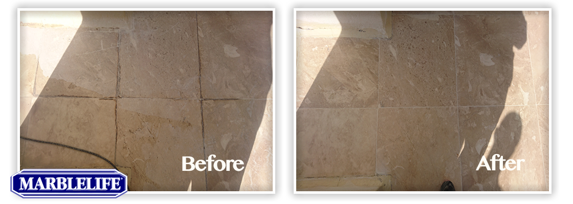 Marble Before & After - 8