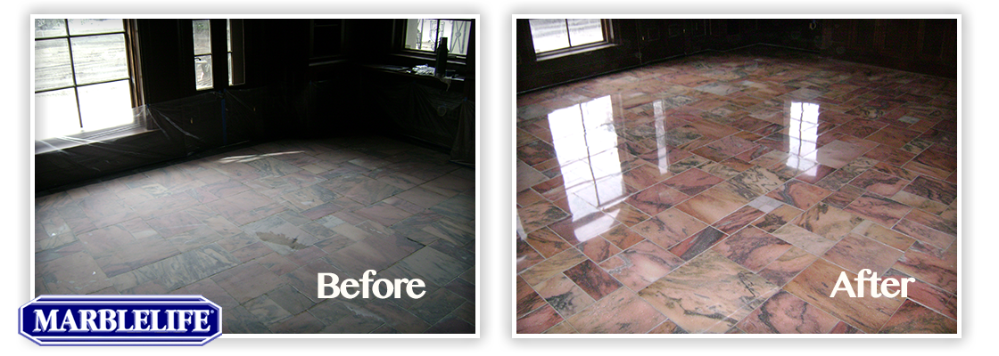 MARBLELIFE® of Chicago | Marble & Stone Restoration Services
