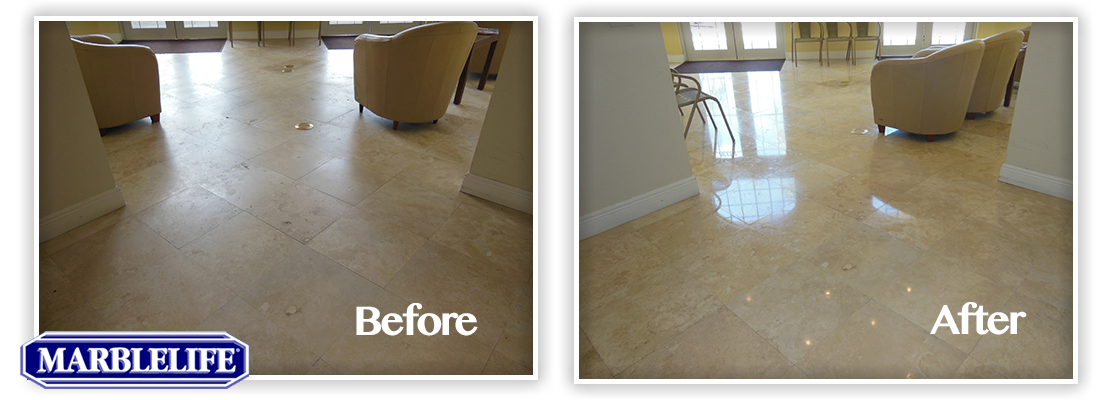 Marble Before & After - 6
