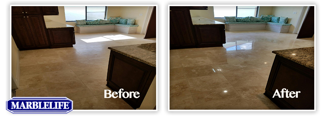 Marble Before & After - 1