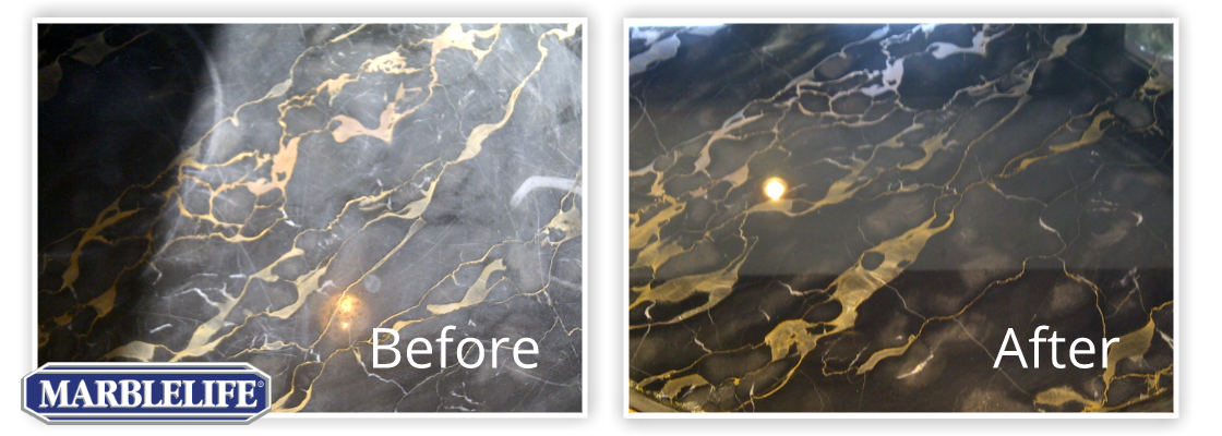 Marble Before & After - 7