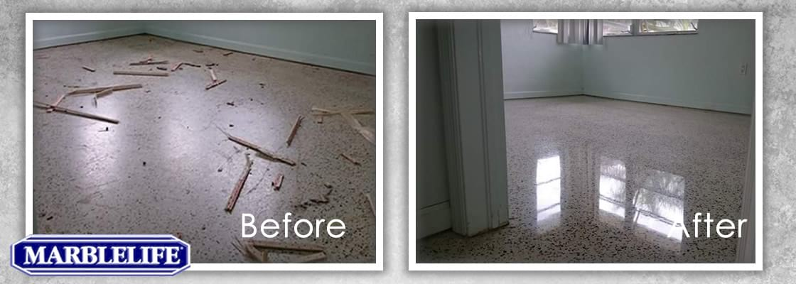 Marblelife 174 Terrazzo Cleaning And Restoration Orlando