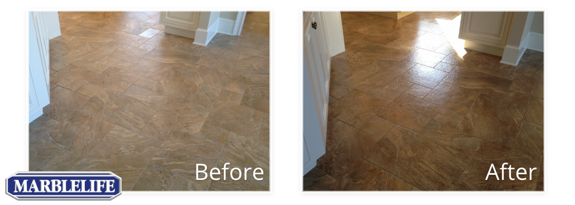 Tile Before & After - 5