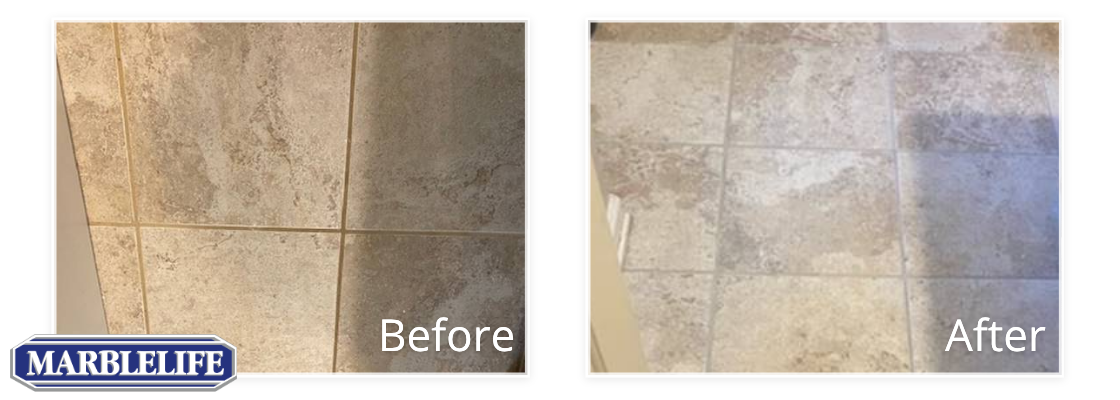 Tile Before & After - 0