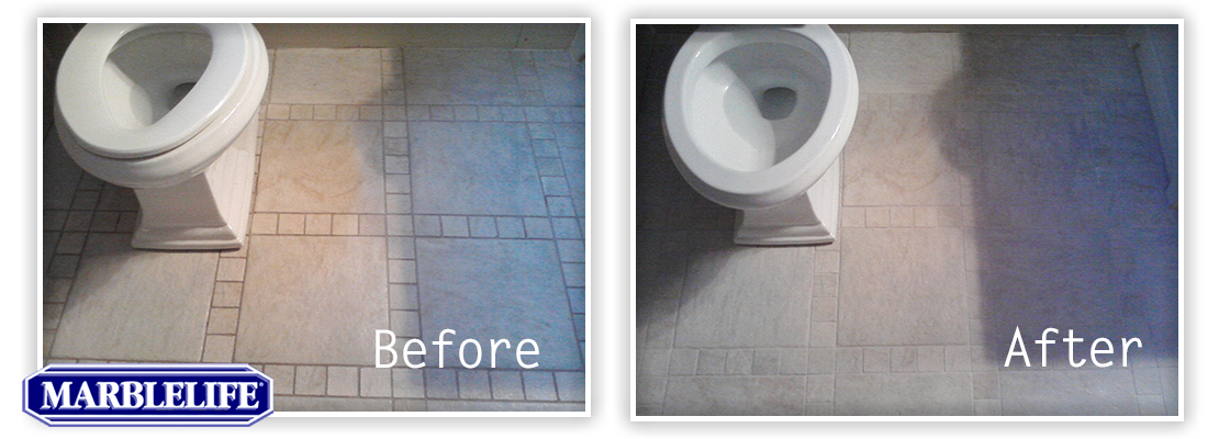 Tile Before & After - 4